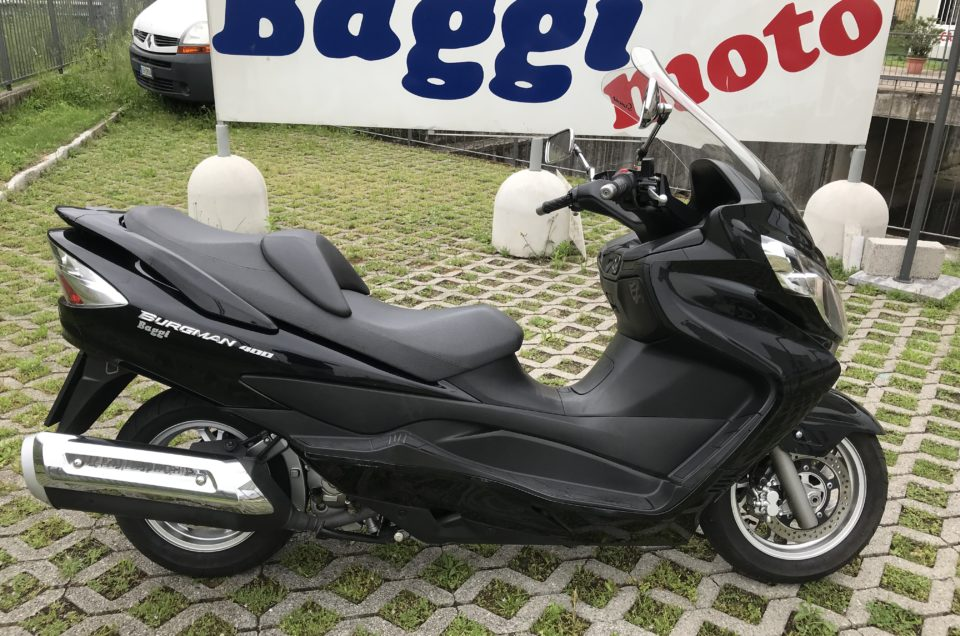 Suzuki AN 400 K7 Burgman